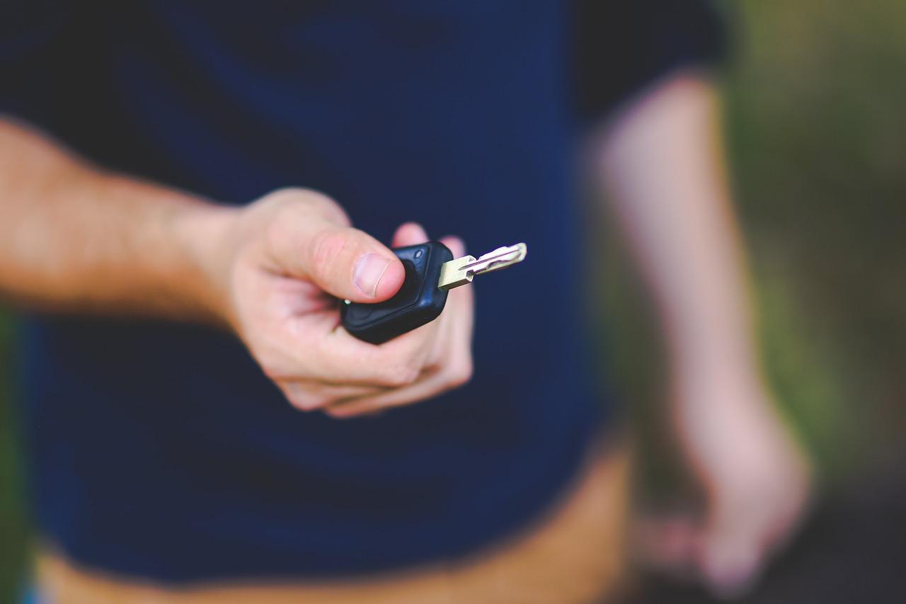 Truck Key