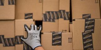 Amazon Building Trucking App