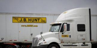 J.B. Hunt Trucking
