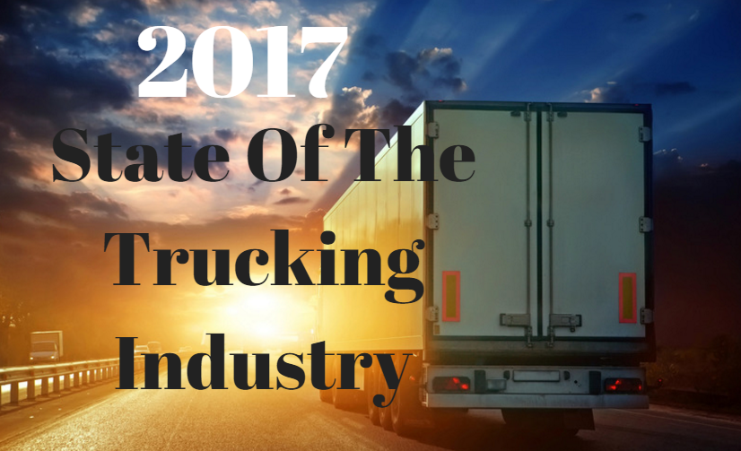 2017 Trucking Industry Outlook Truckers Logic