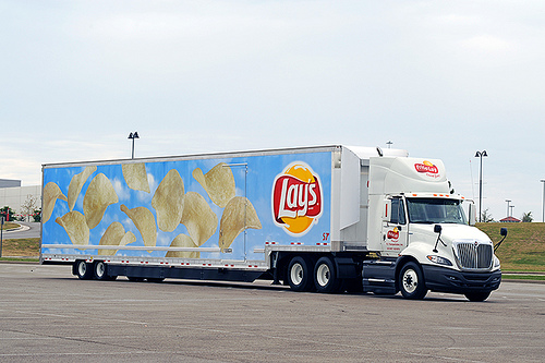 Apply For Frito-Lay Truck Driver Jobs