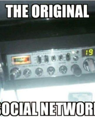 Trucking Memes The Original Social Network