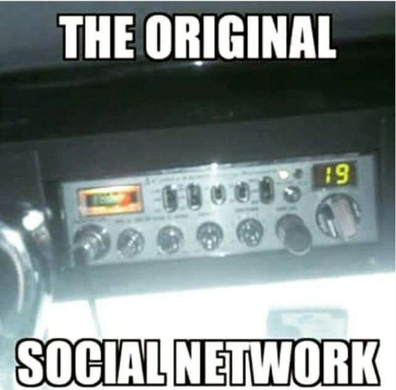 Trucking Memes The Original Social Network