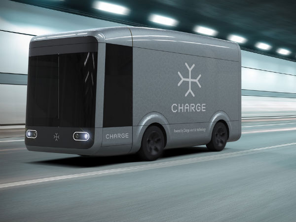 charge electric truck