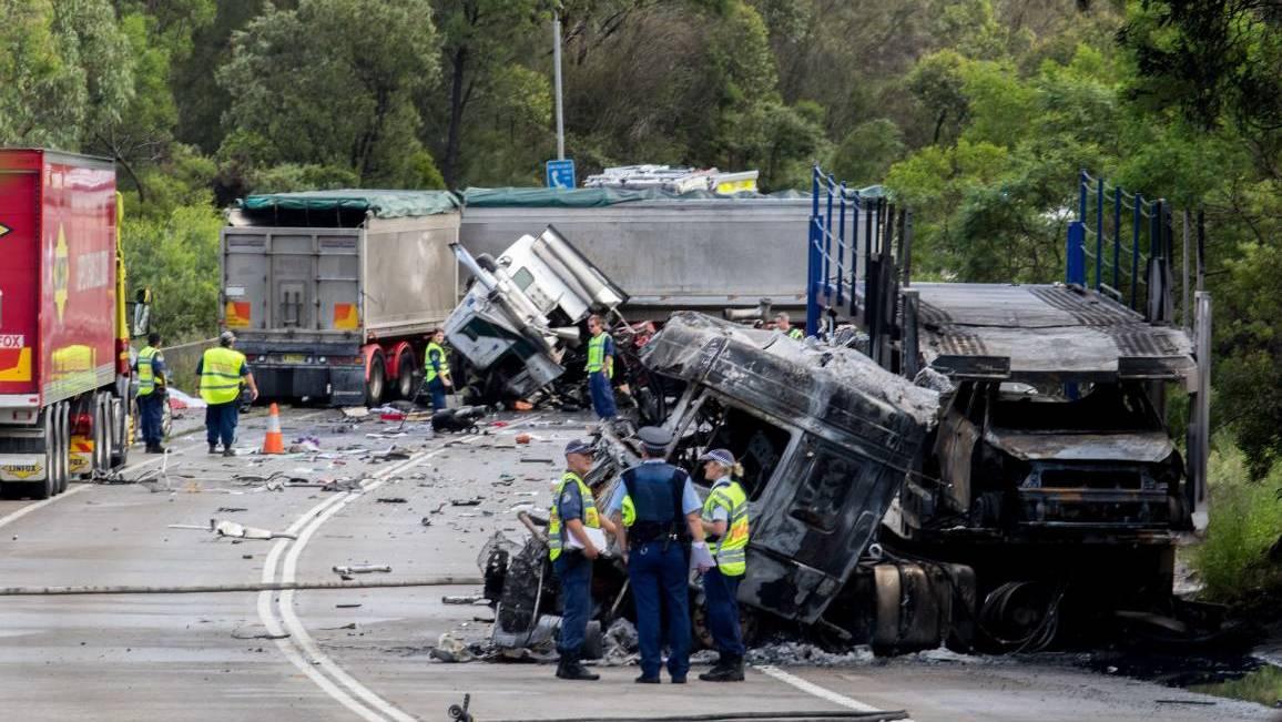 Stockton Car Crash February