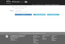 VIN Decoder Tool