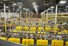 Order Fulfillment At Amazon