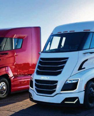 Nikola Trucking