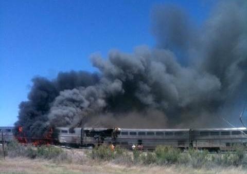 John Davis Trucking Amtrak Crash