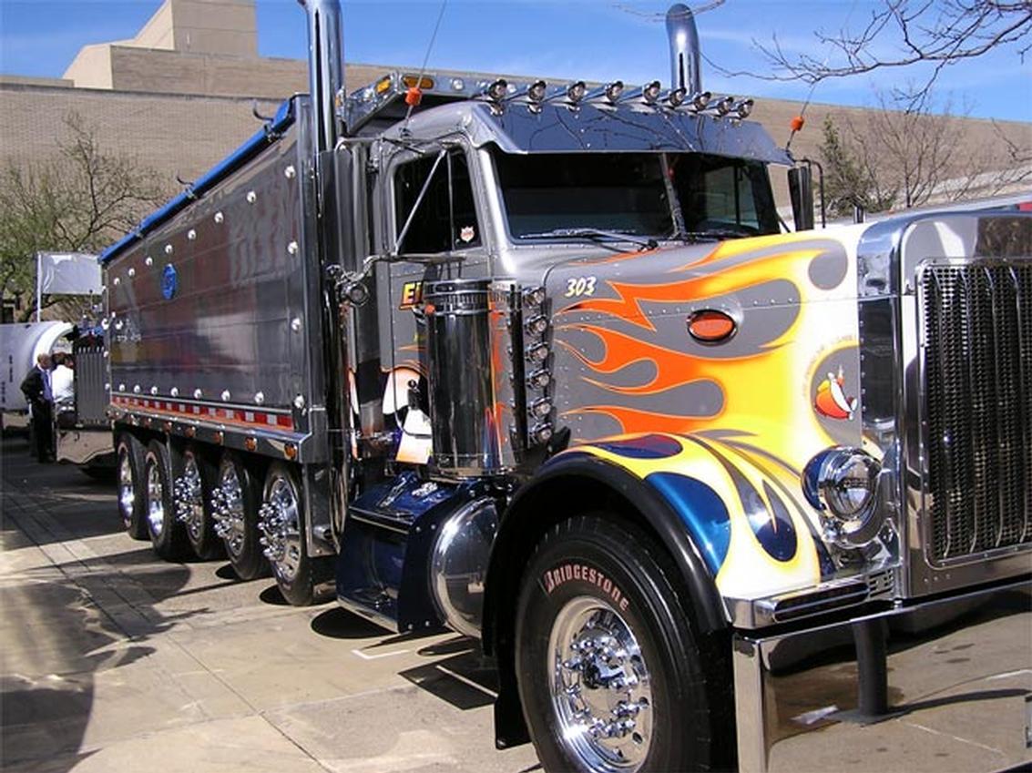 303 Dump Truck