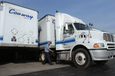 Con-way Trucking Purchased By XPO Logistics