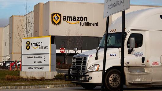 Amazon Distribution Centers