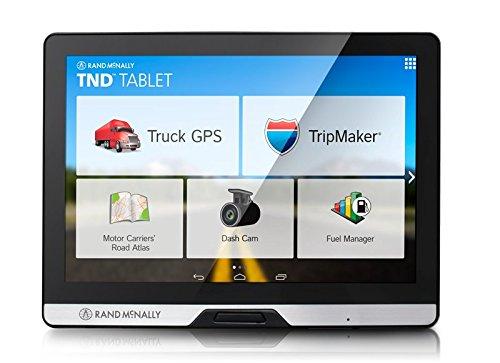 Rand McNally GPS And Tablet